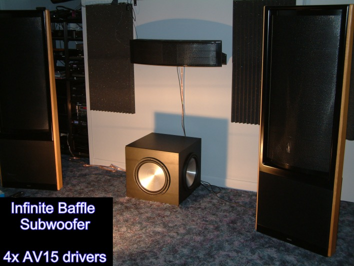 Infinite Baffle Question(s) - AVS Forum | Home Theater
