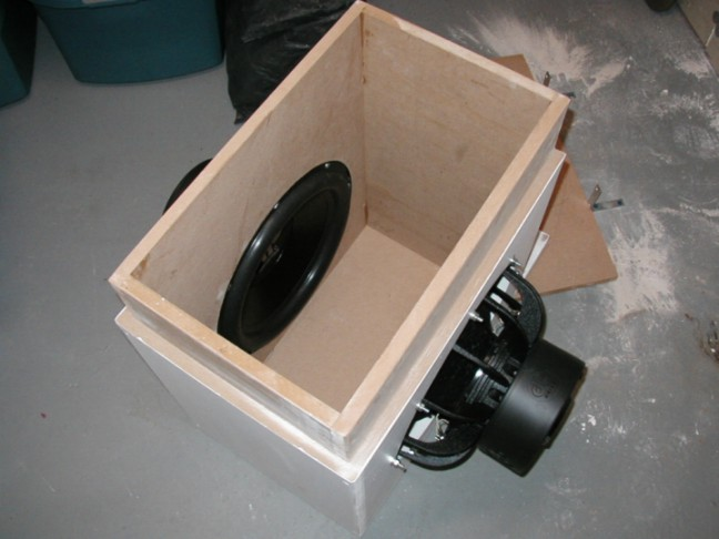 IB subwoofer picture gallery page 1